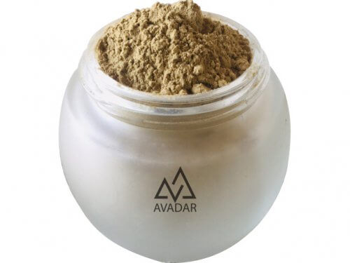 Bùn khoáng Bentonite Avadar